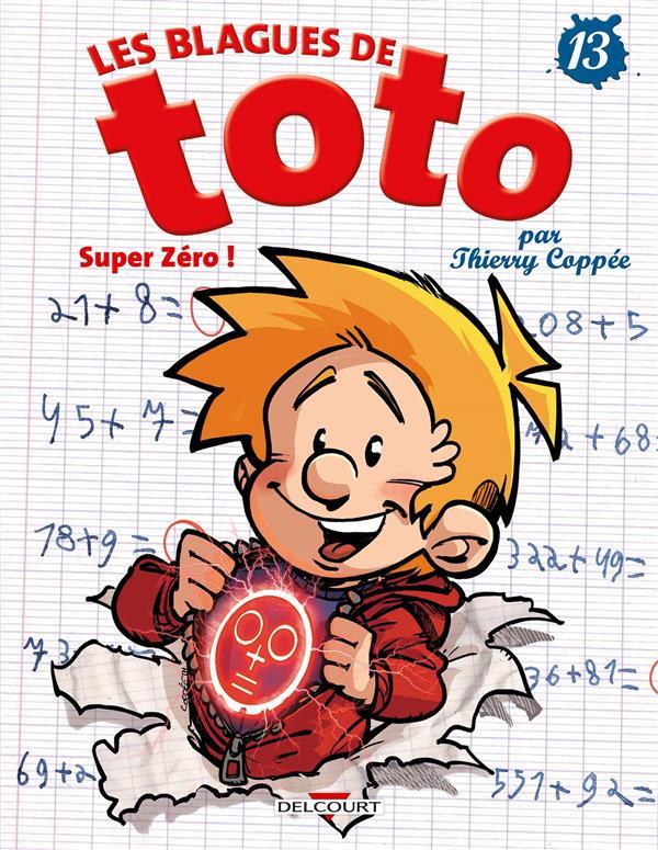 BLAGUES DE TOTO 13 - SUPER ZERO Copp