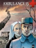Vente Livre Numérique : L'ambulance 13 (english version)  - Patrick Cothias - Patrice Ordas