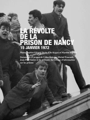 La révolte de la prison de Nancy ; 15 janvier 1972