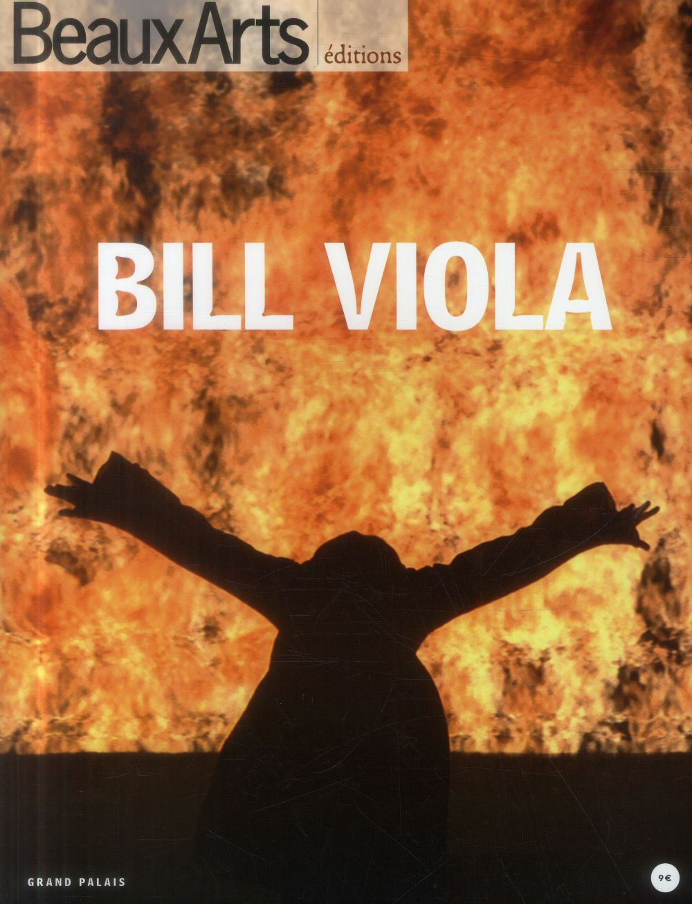 Bill viola au grand palais