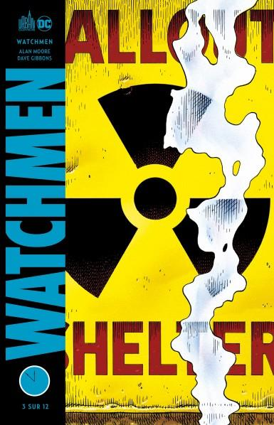 WATCHMEN - DC ORIGINALS N.3