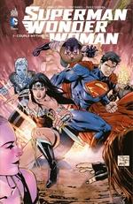 Superman/Wonder Woman - Tome 1 - Couple mythique  - Charles Soule - Tony Daniel