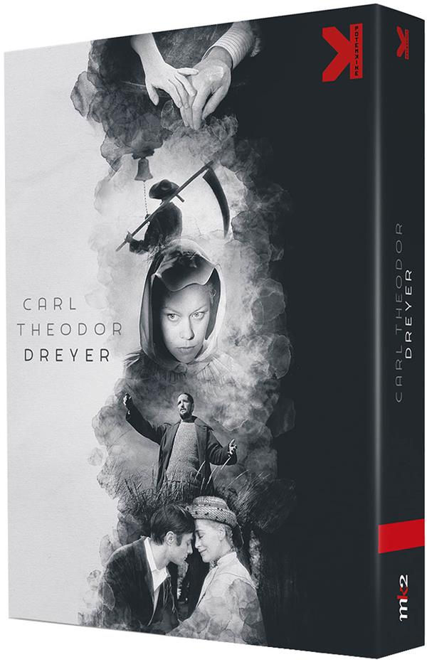 coffret Carl Theodor Dreyer 5 films