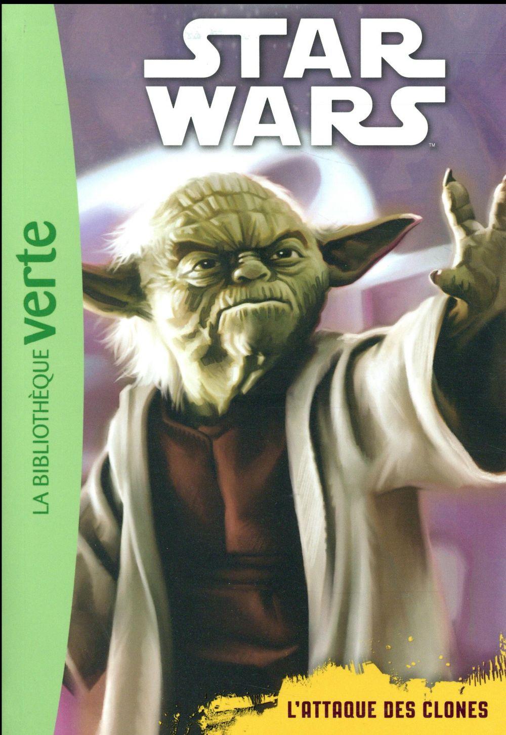 Star Wars - épisode II ; l'attaque des clones