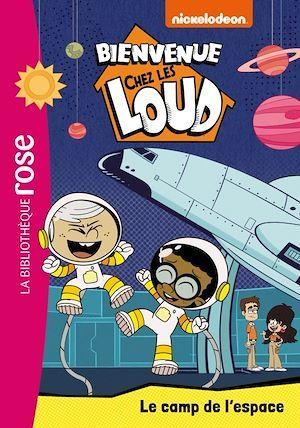 Bienvenue chez les Loud T.25 ; le camp de l'espace