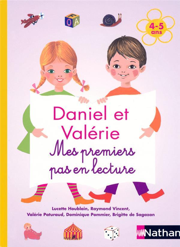 Daniel Et Valerie  ; Mes Premiers Pas En Lecture ; 4-5 Ans