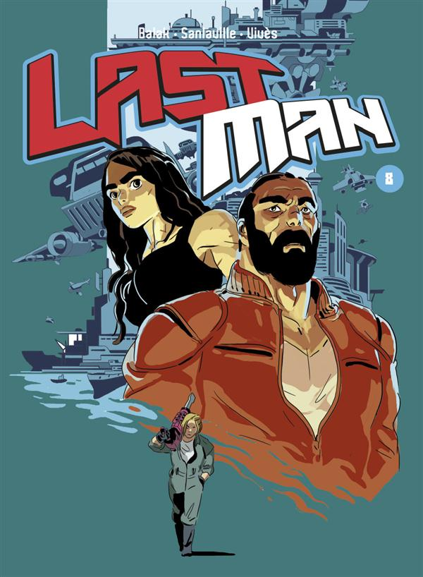 Lastman t.8