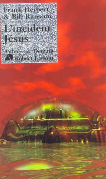 Programme conscience t.2 ; l'incident Jésus