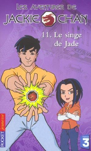 Les aventures de jackie chan t.11; le singe de jade