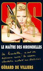 Vente EBooks : SAS 186 Le maître des hirondelles  - Gérard de Villiers