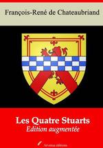 Vente Livre Numérique : Les Quatre Stuarts - suivi d'annexes  - François-René de Chateaubriand