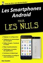 Vente Livre Numérique : Les Smartphones Android pour les Nuls  - Dan Gookin
