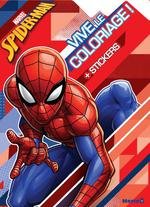 Vive le coloriage ! ; Spider-Man
