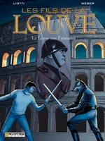 Vente EBooks : Les Fils de la Louve - Tome 5 - La louve au faisceau  - Weber