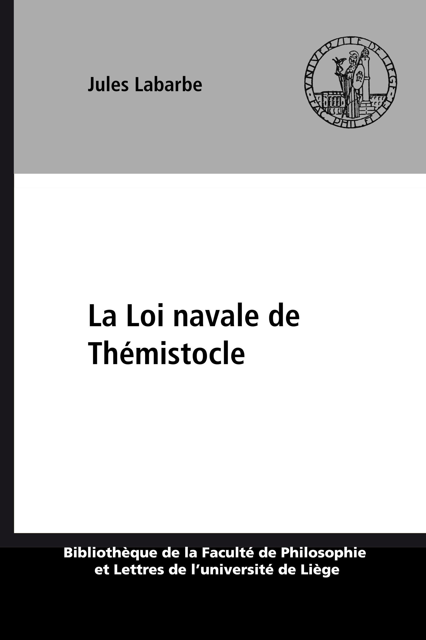 La Loi navale de Thémistocle