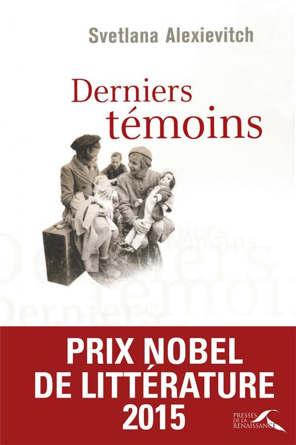 Derniers temoins