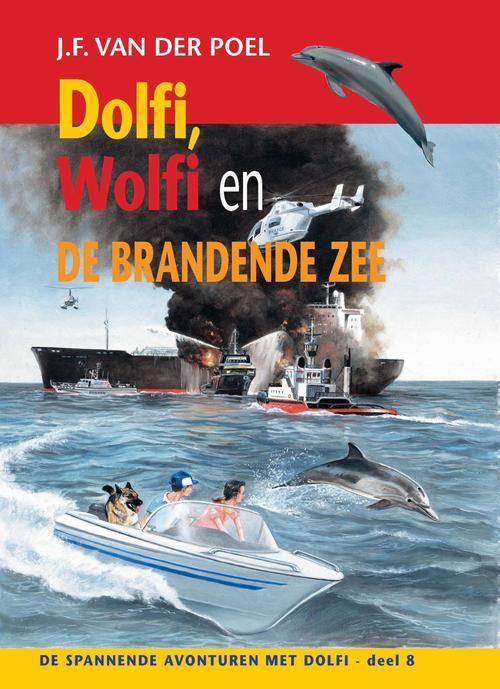Dolfi, Wolfi en de brandende zee