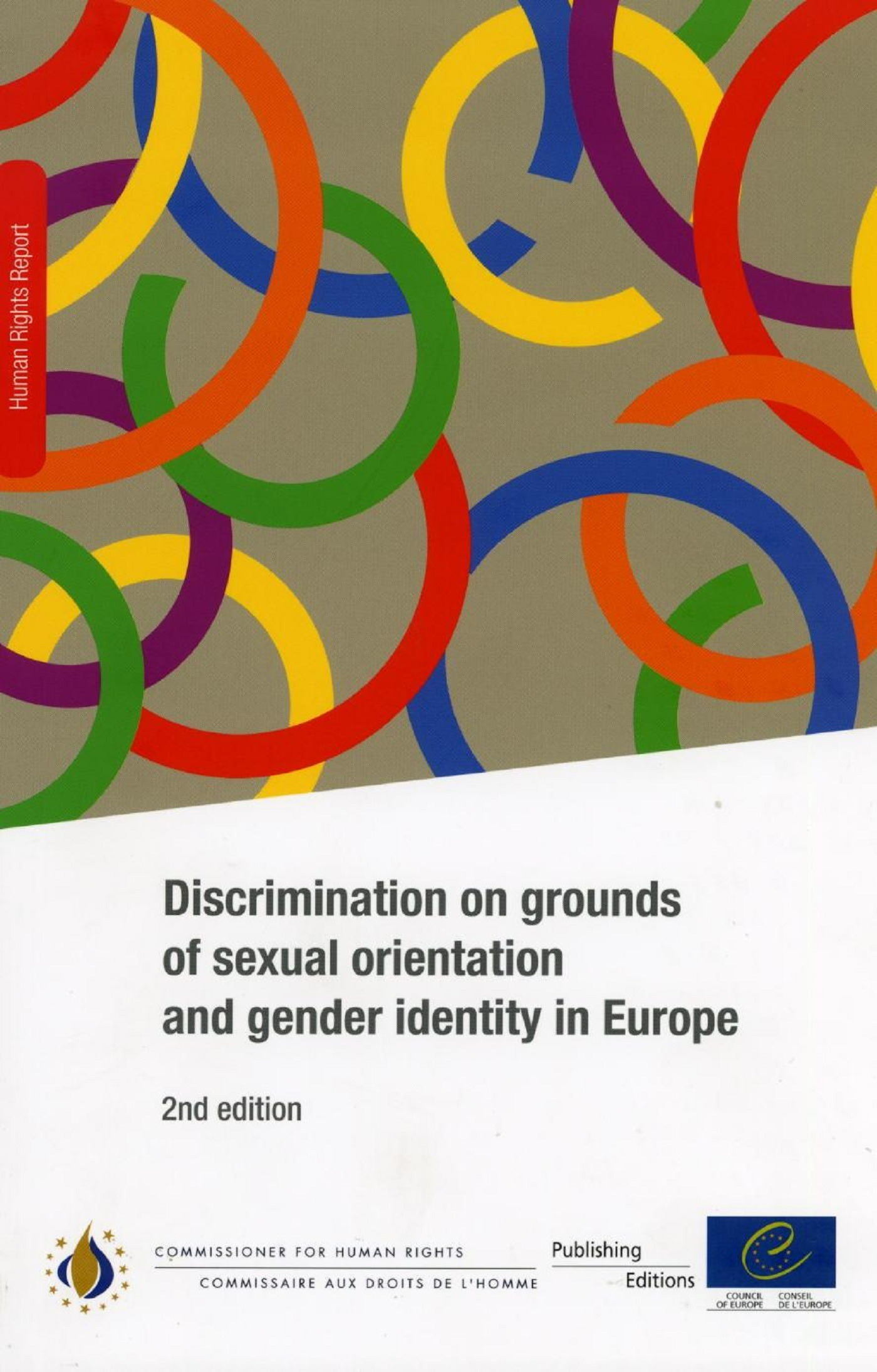 Discrimination on grounds of sexual orientation and gender identity in Europe (2e édition)
