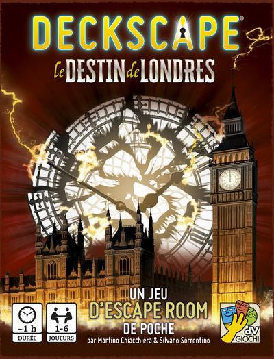 Deckscape ; le destin de Londres