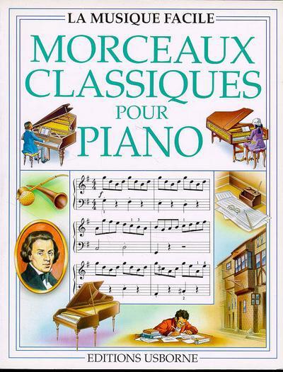 Morceaux classiques pour piano