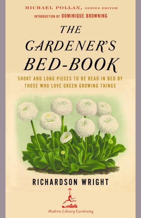 GARDENER'S BED BOOK
