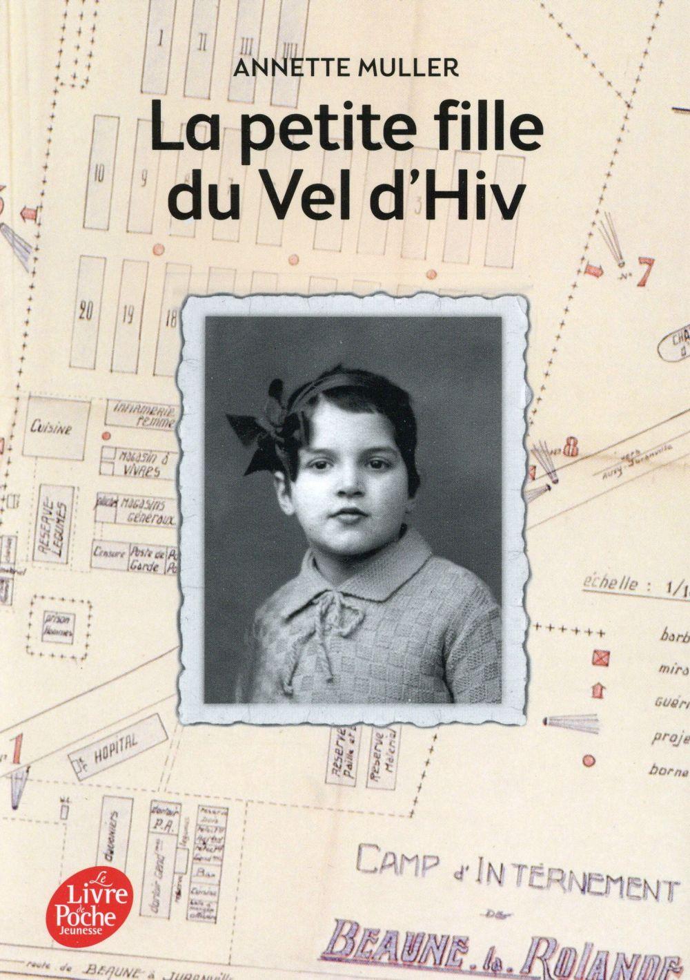 La petite fille du Vél d'Hiv