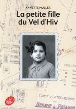 Couverture de La petite fille du vel d'hiv