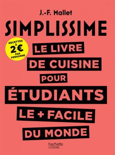 Simplissime ; étudiants