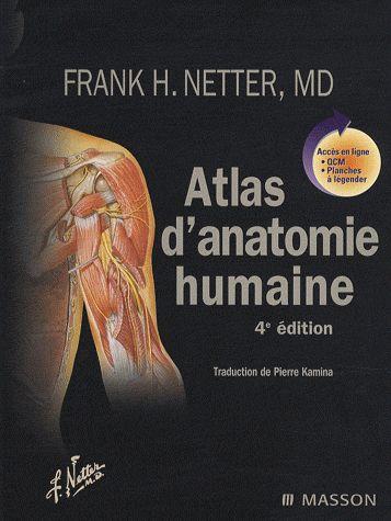 Atlas d'anatomie humaine (4e édition)