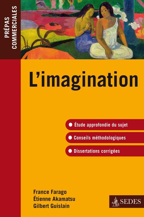 Prépas commerciales ; l'imagination