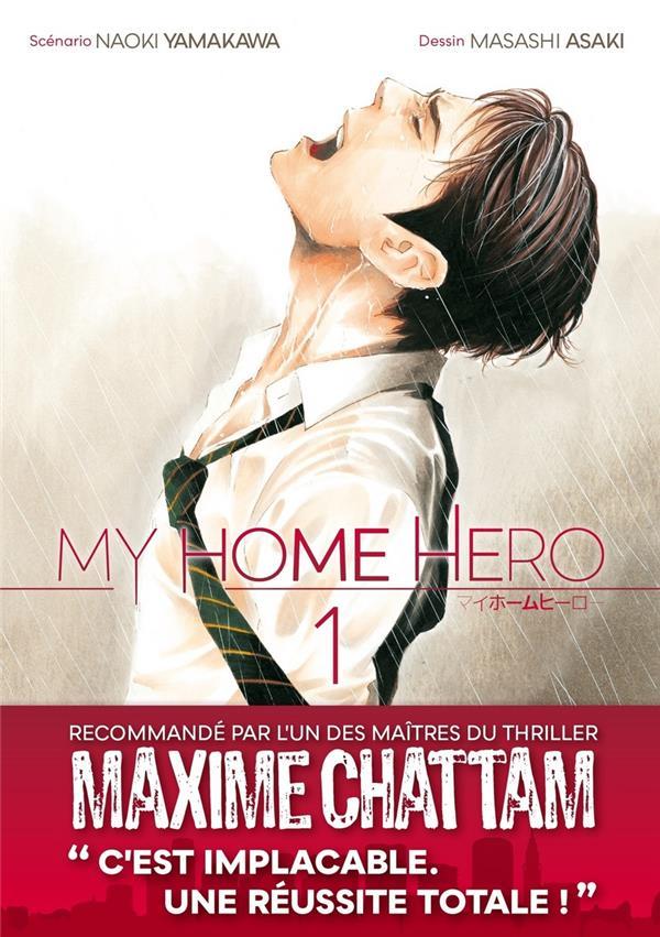 MY HOME HERO T.1