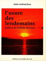 Vente Livre Numérique : L'usure des lendemains  - Alain Mabanckou