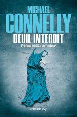 Vente Livre Numérique : Deuil interdit  - Michael Connelly