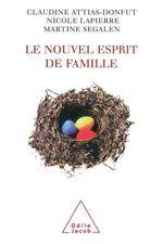 Vente EBooks : Le Nouvel Esprit de famille  - Claudine Attias-Donfut - Nicole Lapierre - Martine SEGALEN