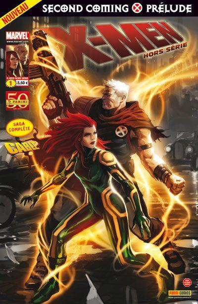 X-Men Hs V2 T.1