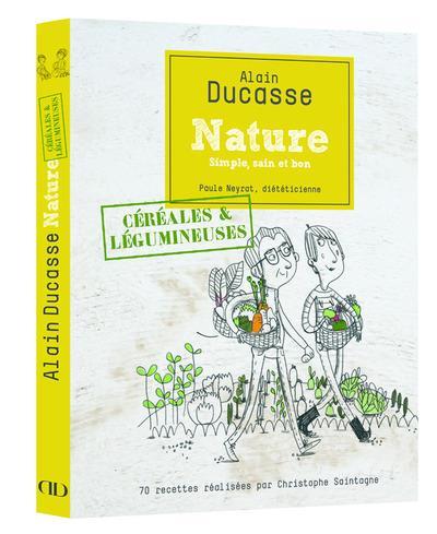 nature céréales et légumineuses