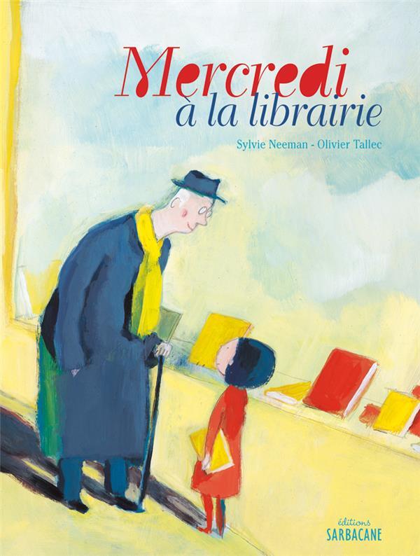 Mercredi à la librairie