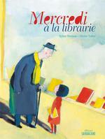 Couverture de Mercredi A La Librairie