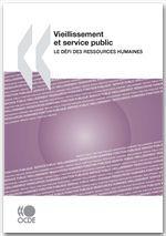 Vieillissement et service public ; le défi des ressources humaines