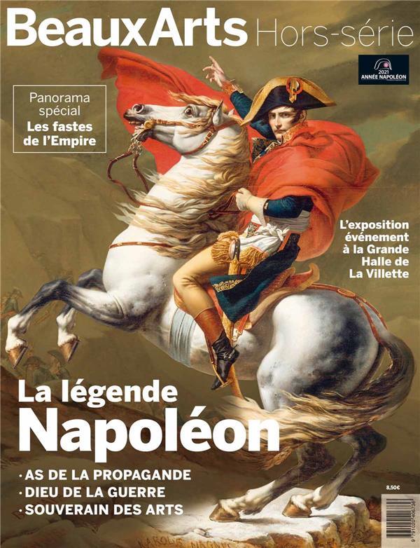 La legende napoleon a la grande halle de la vilette