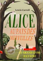 Vente Livre Numérique : Alice au pays des merveilles - Précédée d'une préface en vers de Lewis Carrol, et avec des illustrations originales de John Tenn  - Lewis Carroll