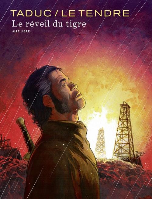 Le réveil du tigre  - Serge Le Tendre  - Taduc