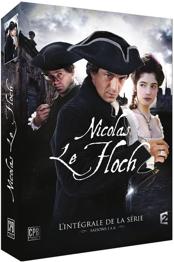 Nicolas Le Floch - Saisons 1, 2, 3, 4, 5 & 6