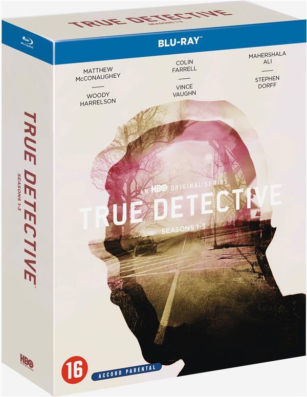 True Detective - Saisons 1 à 3