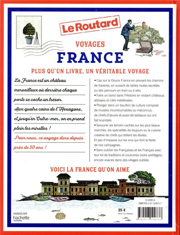 Guide du Routard ; voyages France (édition 2020)