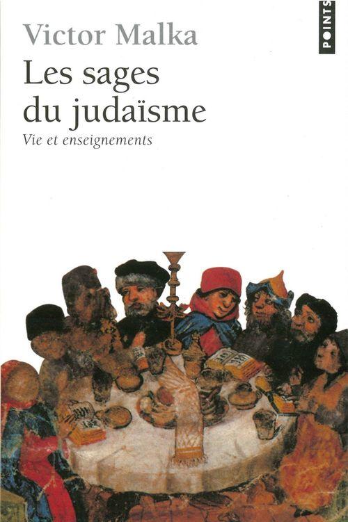 Vente EBooks : Les Sages du judaïsme. Vie et enseignements  - Victor Malka