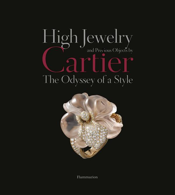 High jewelry and precious objects by cartier - the odyssey of a style