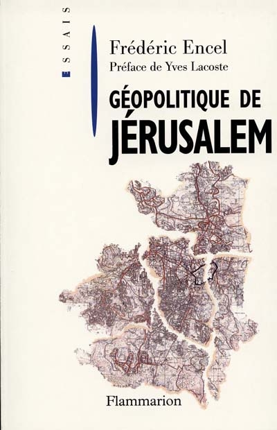 Geopolitique de jerusalem