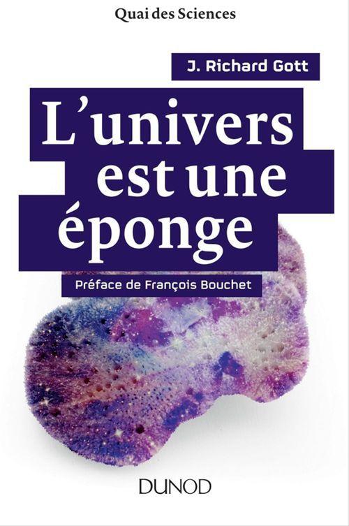 L'univers est une éponge ; mystérieuse toile cosmique