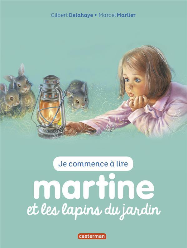 je commence à lire avec Martine t.19 ; Martine et les lapins du jardin